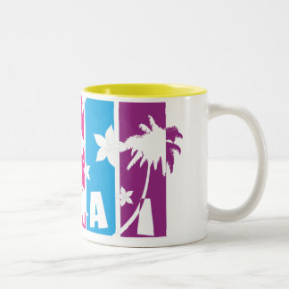 Hawaii Two-Tone Coffee Mug