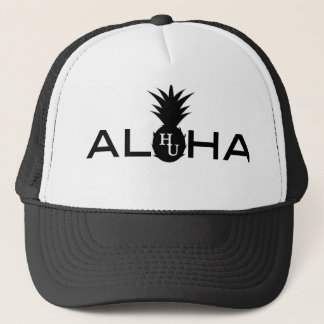 Hawaii Unchained trucker hat