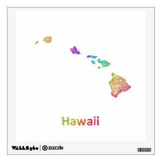 Hawaii Wall Sticker