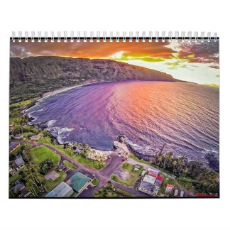 Hawaiian 2015 Calendar