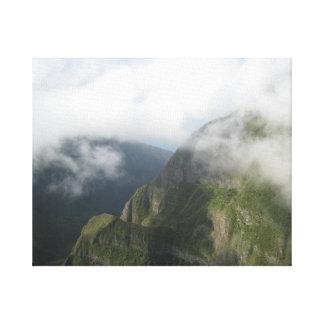 Hawaiian Aerial View Canvas Print