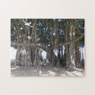 Hawaiian Banyan Tree Puzzle