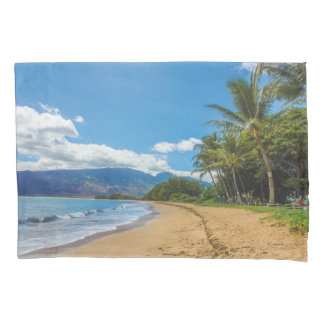 Hawaiian Beach Photo Pillowcase