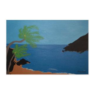 Hawaiian Breeze Acrylic Wall Art