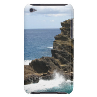 Hawaiian Cliff Barely There iPod Case