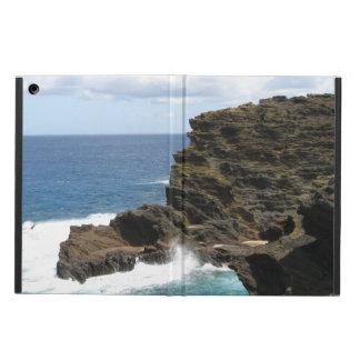 Hawaiian Cliff iPad Air Cases