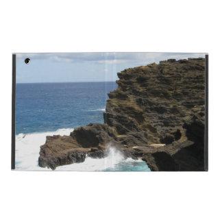 Hawaiian Cliff iPad Cover