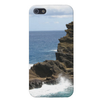 Hawaiian Cliff iPhone 5/5S Cover