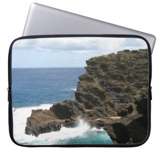Hawaiian Cliff Laptop Sleeve