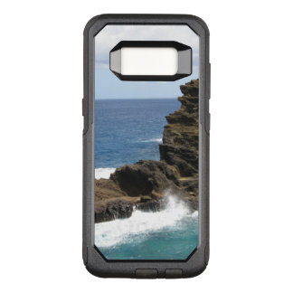 Hawaiian Cliff OtterBox Commuter Samsung Galaxy S8 Case