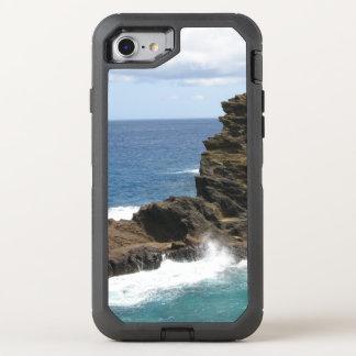 Hawaiian Cliff OtterBox Defender iPhone 8/7 Case