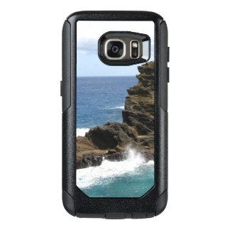 Hawaiian Cliff OtterBox Samsung Galaxy S7 Case