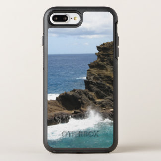 Hawaiian Cliff OtterBox Symmetry iPhone 7 Plus Case
