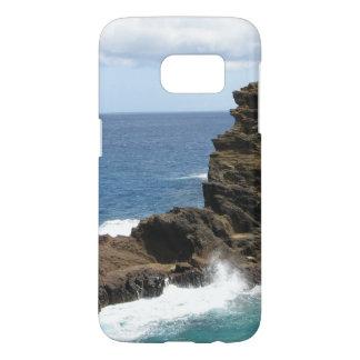 Hawaiian Cliff Samsung Galaxy S7 Case