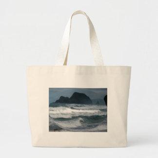 Hawaiian Coast Tote Bags
