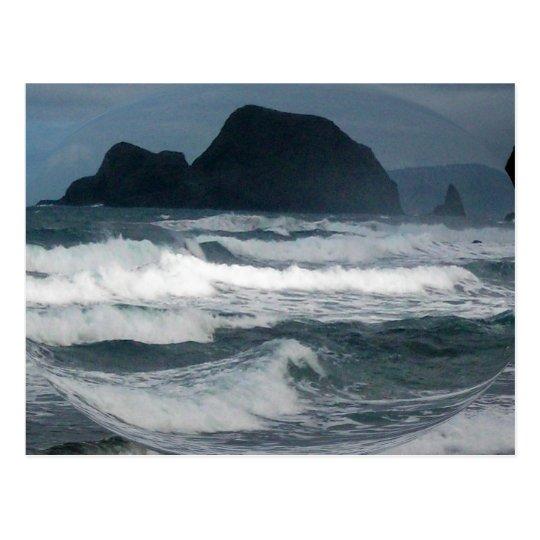 Hawaiian Coast Postcard