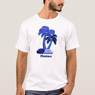 Hawaiian Coconut trees shirt
