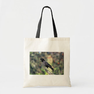 Hawaiian Crow Tote Bag