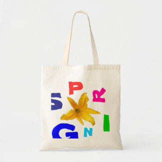Hawaiian Daylily for spring Tote Bag