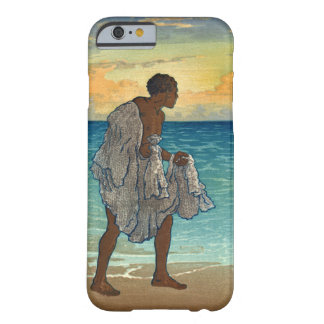 Hawaiian Fisherman 1920 Barely There iPhone 6 Case