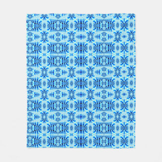 Hawaiian Fleece Blanket