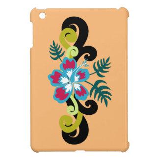 Hawaiian Floral iPad Mini Cover