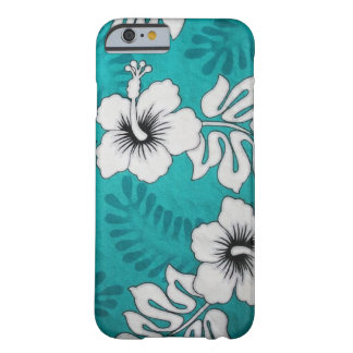 Hawaiian Flowers Barely There iPhone 6 Case