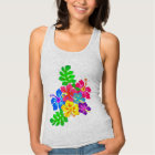 Hawaiian Flowers Hibiscus Print Shirt