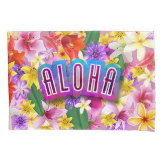 Hawaiian Flowers Pillowcase