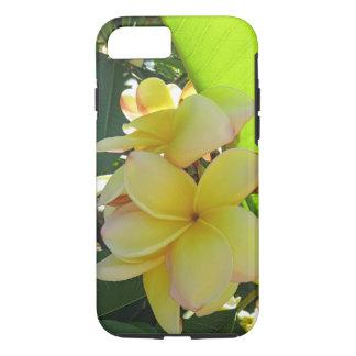 Hawaiian Frangipani Case-Mate iPhone Case