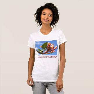 Hawaiian Frangipani T-Shirt
