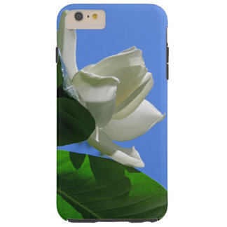 Hawaiian Gardenia Tough iPhone 6 Plus Case