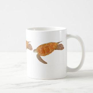 Hawaiian Green Sea Turtle Coffee Mug