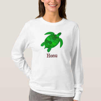 Hawaiian Green Sea Turtle T-Shirt