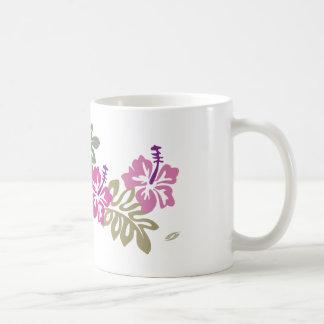 Hawaiian Hibiscus Coffee Mug