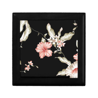 HAWAIIAN HIBISCUS FLOWERS GIFT BOX