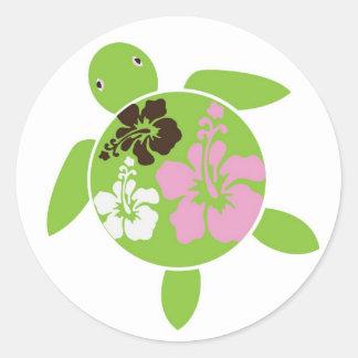 Hawaiian Honu Sticker