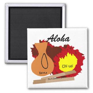 Hawaiian Instruments, Aloha magnet