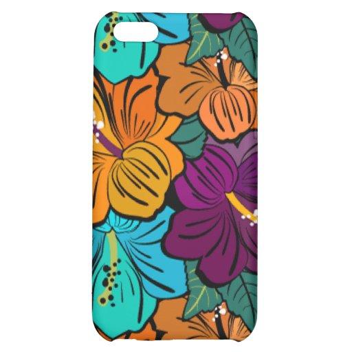 Hawaiian Iphone 4 iPhone 5C Cases