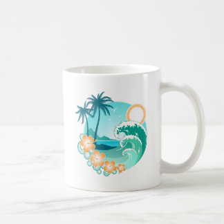 Hawaiian Island 1 Coffee Mug