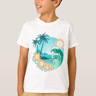 Hawaiian Island 1 T-Shirt