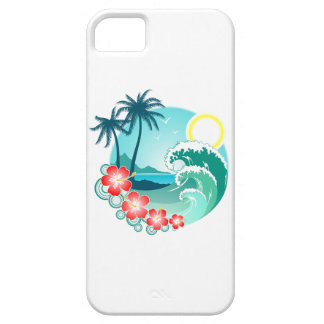 Hawaiian Island 2 iPhone 5 Cases