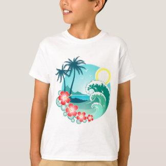 Hawaiian Island 2 T-Shirt