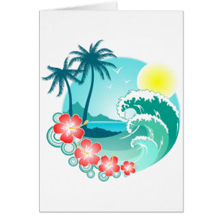 Hawaiian Island 3 Card