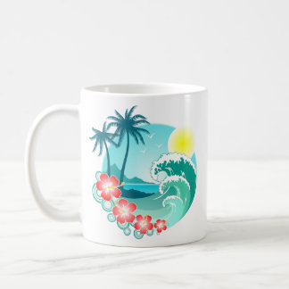 Hawaiian Island 3 Coffee Mug