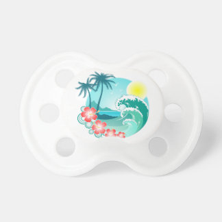 Hawaiian Island 3 Pacifier