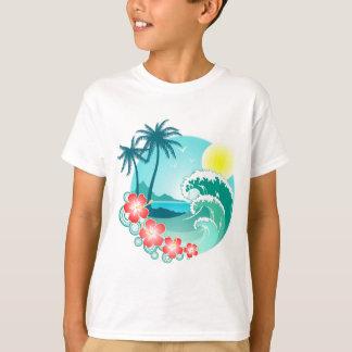 Hawaiian Island 3 T-Shirt