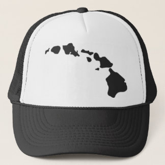 Hawaiian Island Chain Trucker Hat