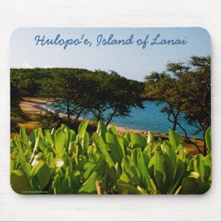 Hawaiian Island of Lanai Photo Mouse Pad
