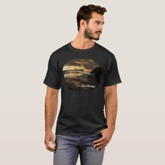 Hawaiian island shirt